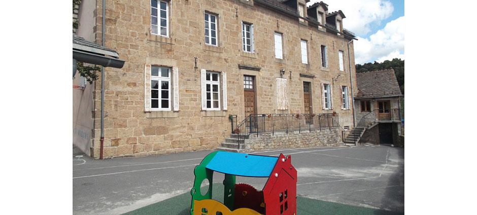 48000 - Chastel-Nouvel - École Privée La Farandole
