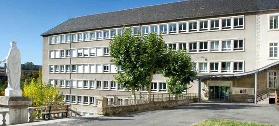 48000 - Mende - Lycée Polyvalent Notre Dame