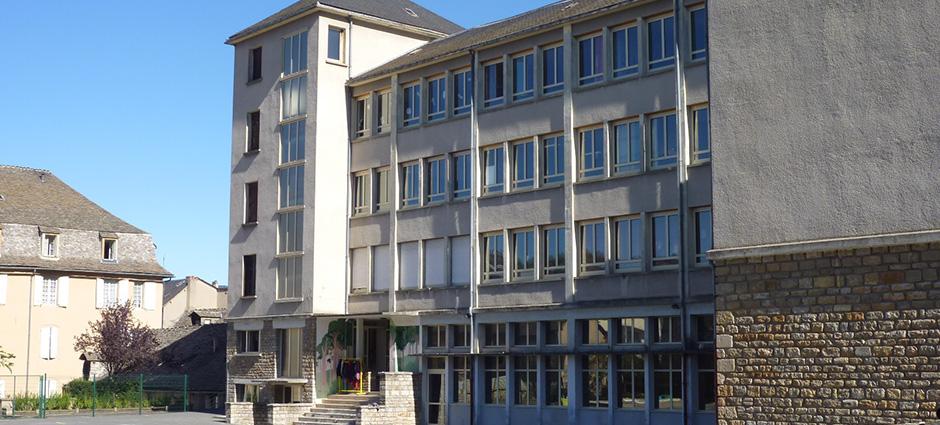 48000 - Mende - École Privée Jeanne-d'Arc