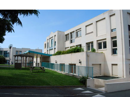 Lycée Professionnel Joseph Wresinski, Site Saint-Serge