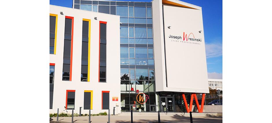 49000 - Angers - Lycée Professionnel Joseph Wresinski