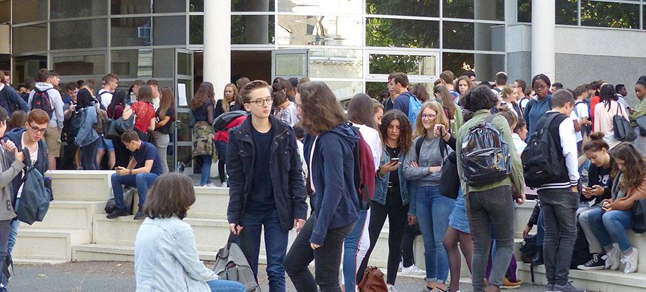 49022 - Angers - Lycée Saint-Benoît/Saint-Martin (site Collégiale)
