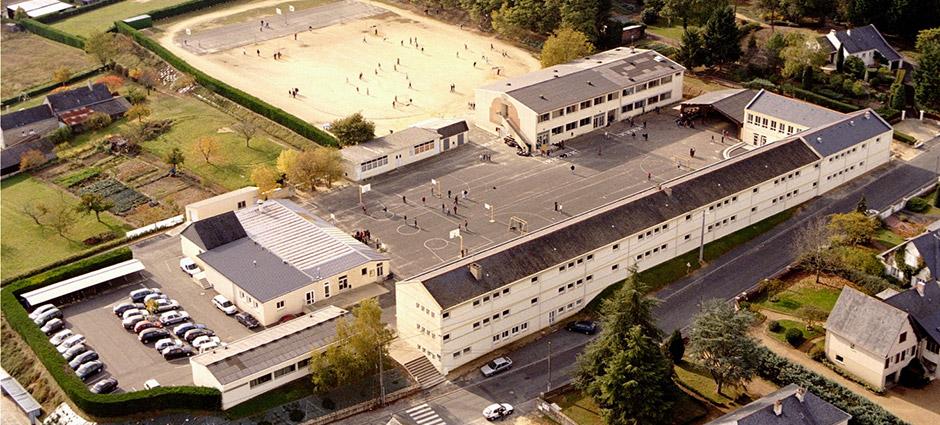 49150 - Baugé - Collège Privé Mixte Notre-Dame