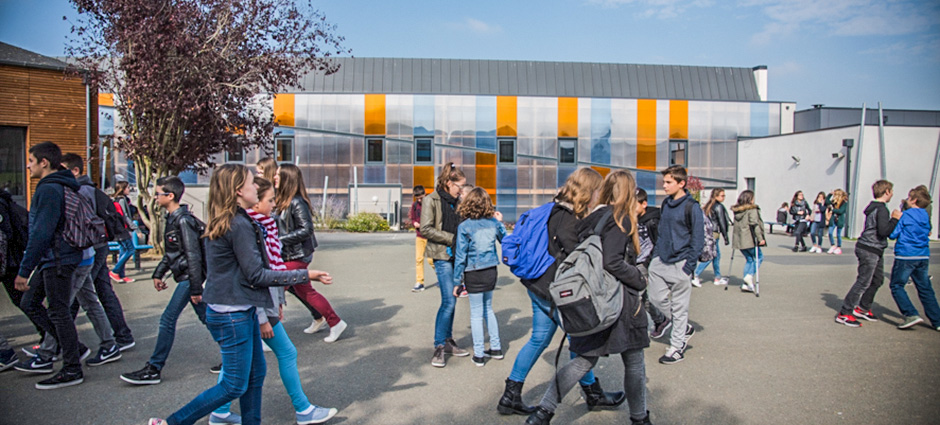 49120 - Chemillé-en-Anjou - Collège Privé Saint-Joseph