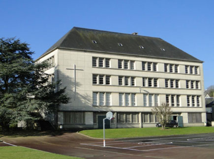 50200 - Coutances - Collège Privé Jean-Paul II