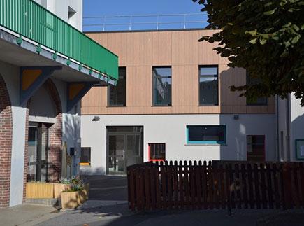 50100 - Cherbourg-en-Cotentin - École Privée Saint-Joseph