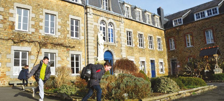 50800 - Villedieu-les-Poêles - Collège Privé Saint-Joseph
