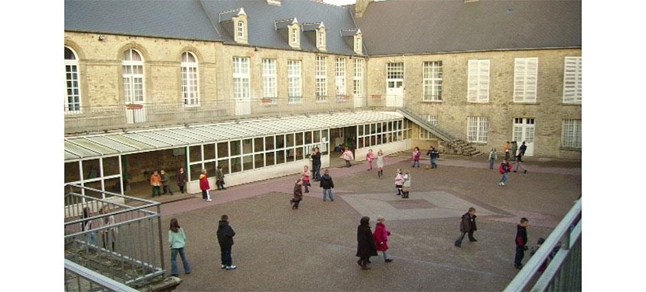 50700 - Valognes - Ecole privée maternelle et primaire Sainte Marie