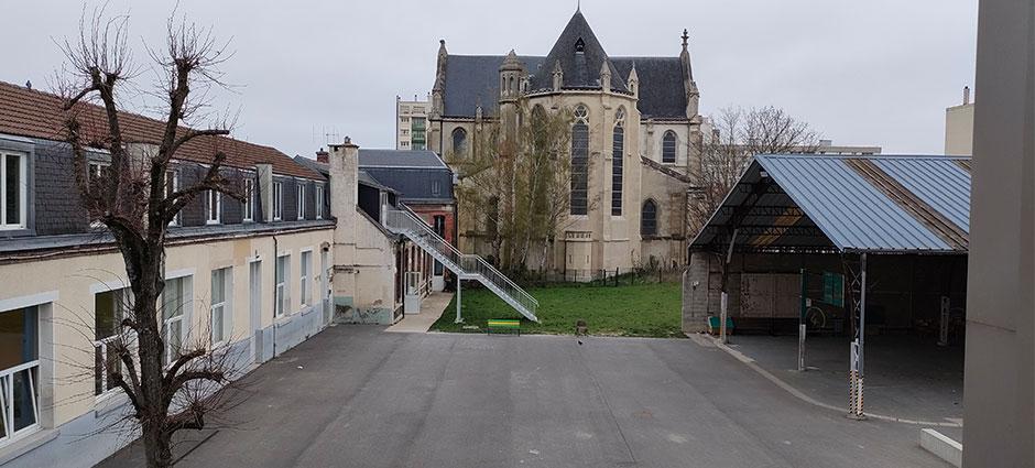 51100 - Reims - École Privée Catholique La Providence