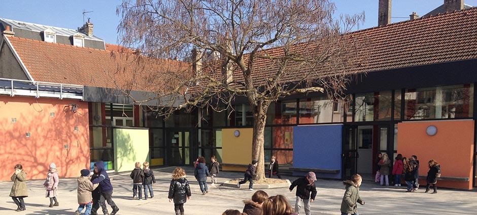51721 - Reims - École Privée Catholique Jeanne-d'Arc - La Salle