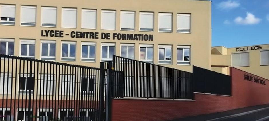 51100 - Reims - Lycée Professionnel Privé Saint Michel