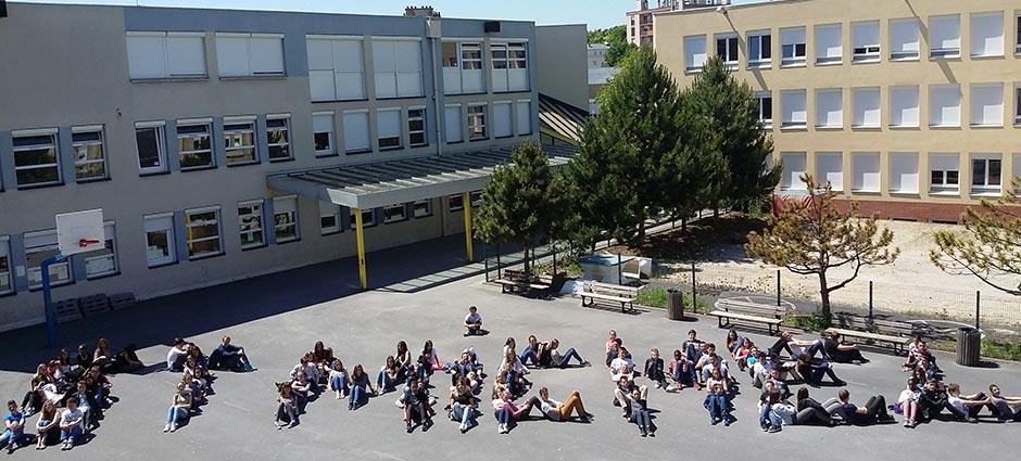 51100 - Reims - Collège Privé Saint-Michel