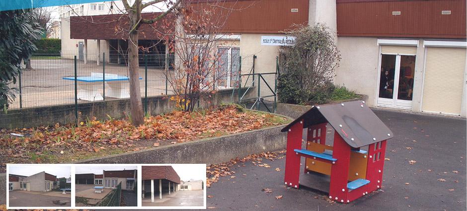 51000 - Châlons-en-Champagne - École Privée Sainte-Thérèse Verbeau