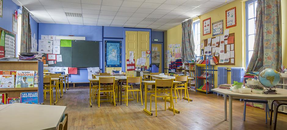 51000 - Châlons-en-Champagne - École Prilly Sainte Thérèse