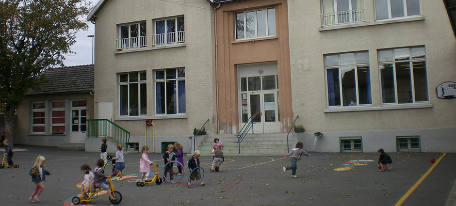 51100 - Reims - Ecole Privée Catholique Saint Louis