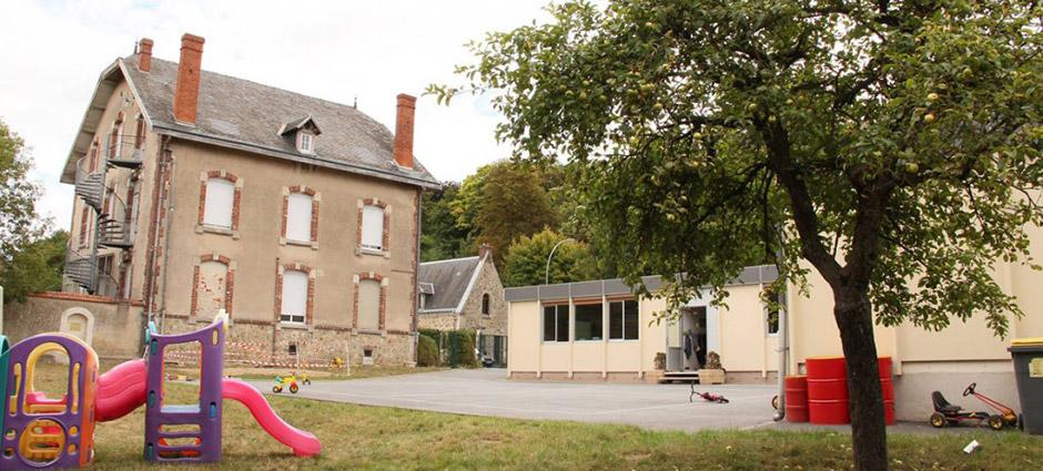 51700 - Châtillon-sur-Marne - Ecole Privée Saint-Martin