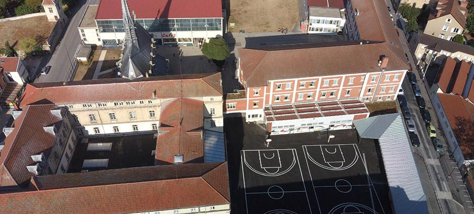 52115 - Saint-Dizier - Lycée Professionnel ESTIC