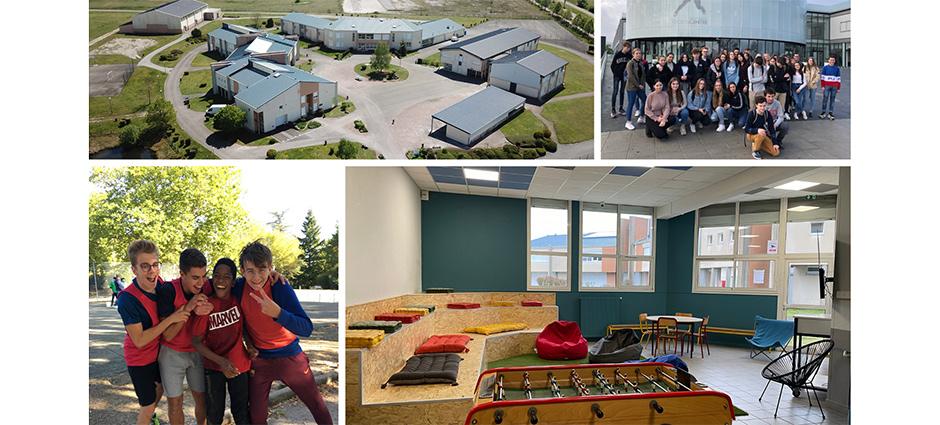 52000 - Chaumont - Lycée Privé de l'Institution Chaumontaise Oudinot