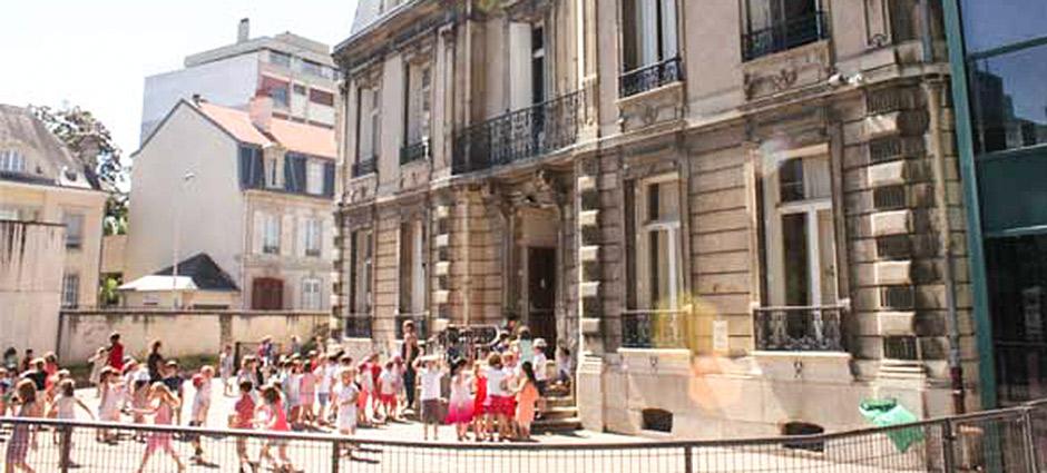 54042 - Nancy - École Privée Notre-Dame Saint-Sigisbert