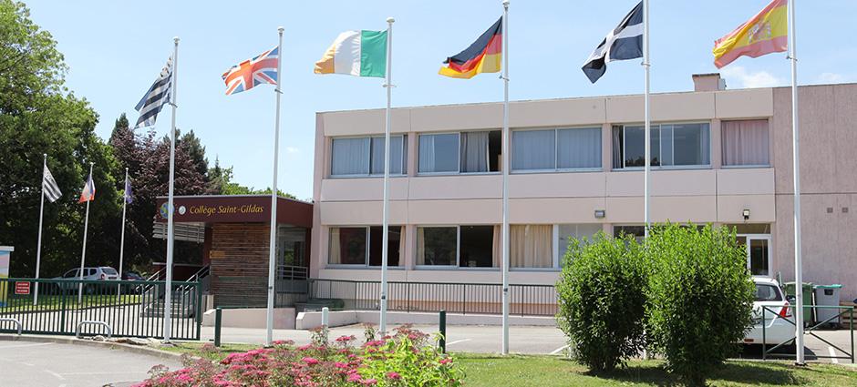 56400 - Brech - Collège Privé Mixte Saint-Gildas