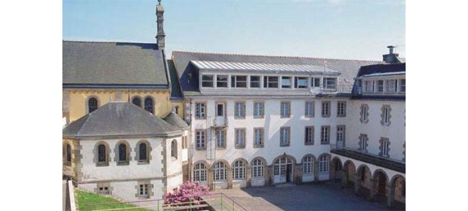 56110 - Gourin - Collège Privé Mixte Sainte Jeanne d'Arc