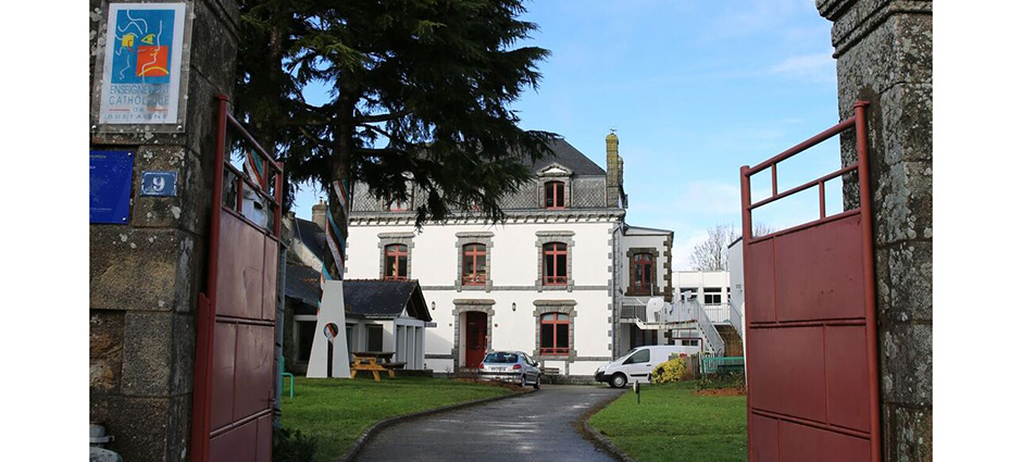 56400 - Sainte-Anne-d'Auray - Internat du Groupe Scolaire Sainte Anne - Saint Louis
