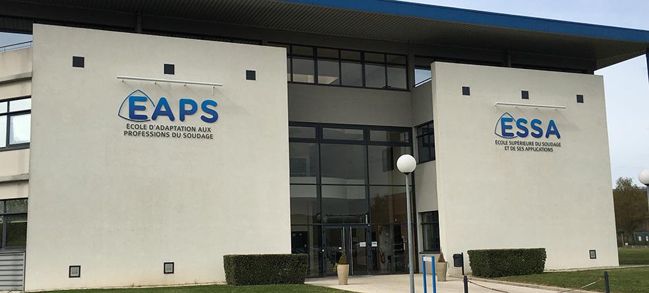 57970 - Yutz - Institut de Soudure - ESSA /EAPS