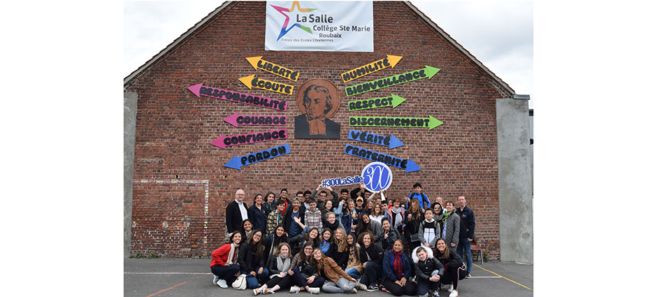 59100 - Roubaix - La Salle - Collège Sainte-Marie