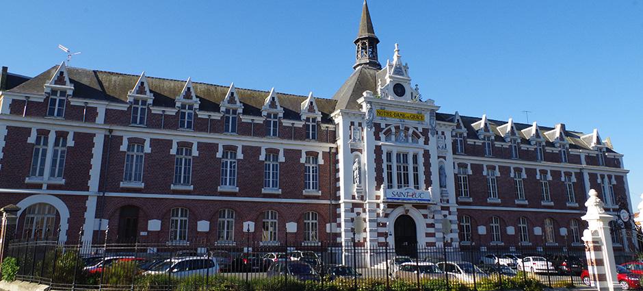 59400 - Cambrai - Lycée Technologique, Professionnel et Enseignement Supérieur Saint Luc