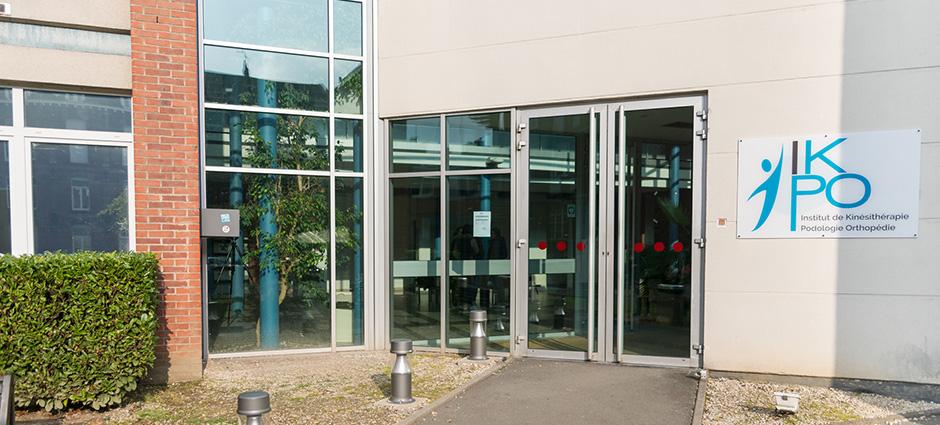 59000 - Lille - Institut de Kinésithérapie - Pédicurie - Podologie