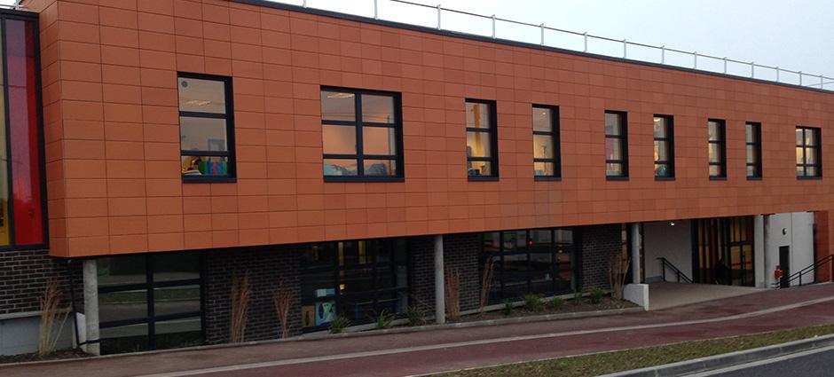 59126 - Linselles - École Privée Sainte-Marie Saint-Joseph