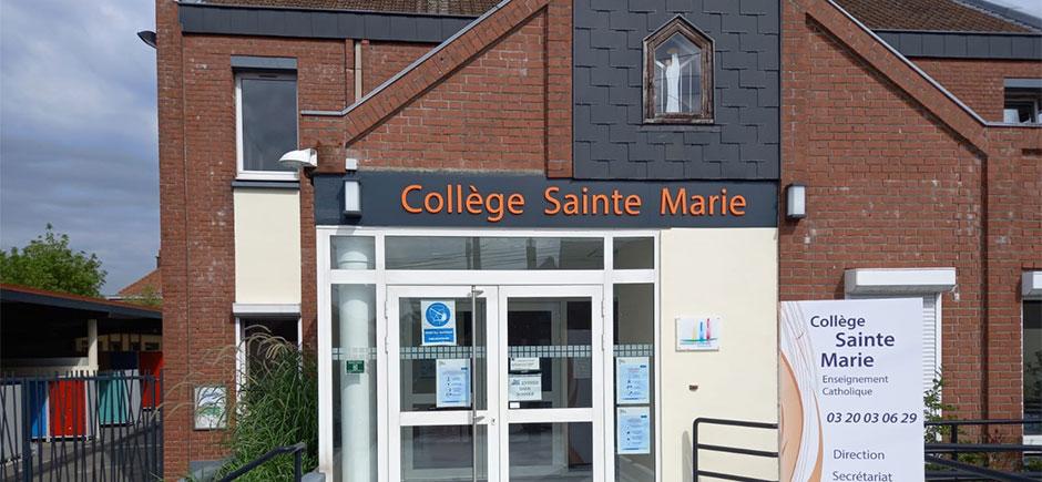 59126 - Linselles - Collège Sainte-Marie