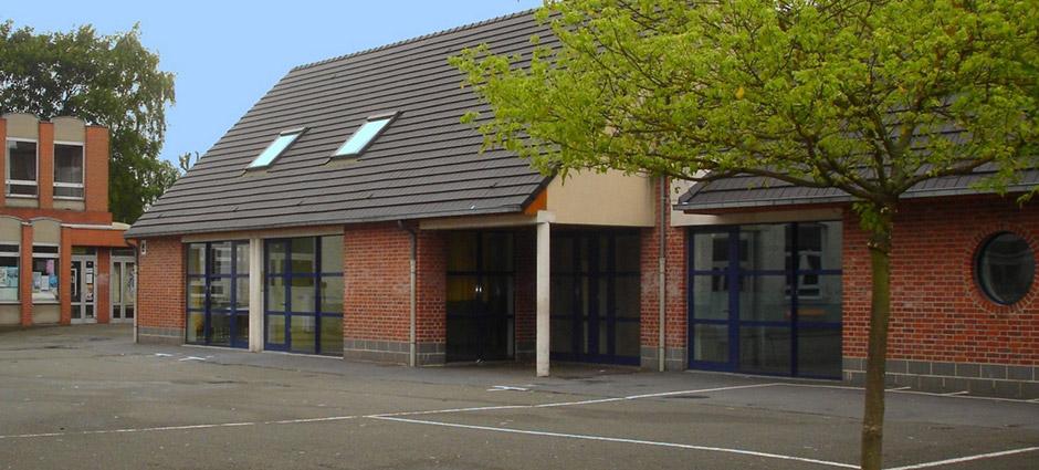 Ensemble Scolaire Saint-Joseph - Sainte-Elisabeth, Collège Saint-Joseph