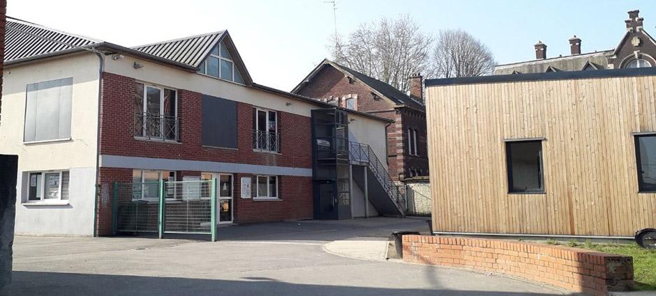 59220 - Denain - Institution Jean-Paul II, Collège