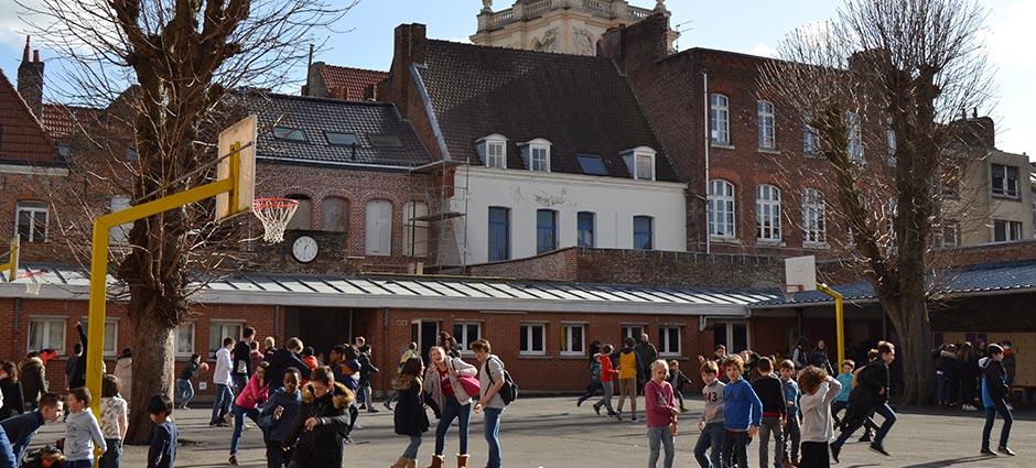 59500 - Douai - Institut de la Sainte Union de Douai