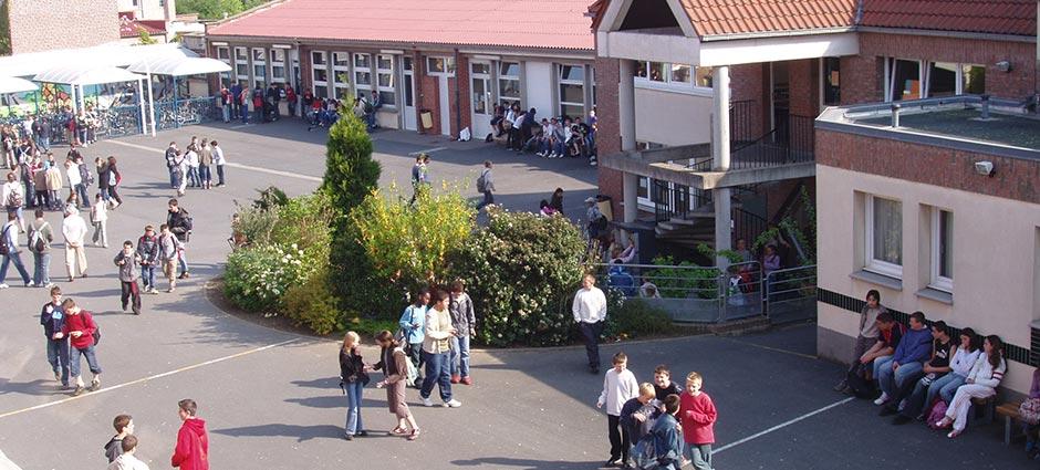 59560 - Comines - Collège Privé Saint-Joseph