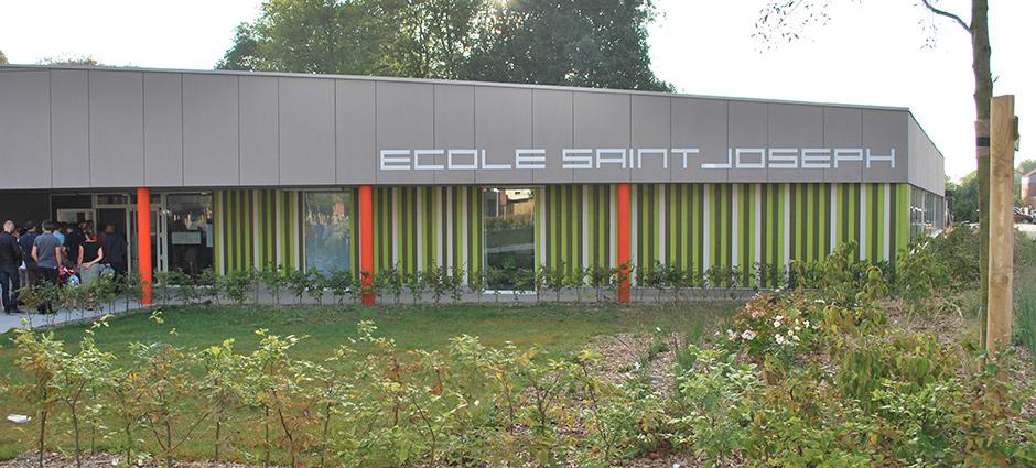 59262 - Sainghin-en-Mélantois - École Primaire Privée Saint-Joseph