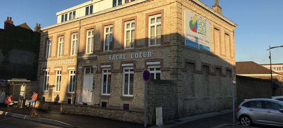 59430 - Saint-Pol-sur-Mer - Collège Privé Sacré-Cœur