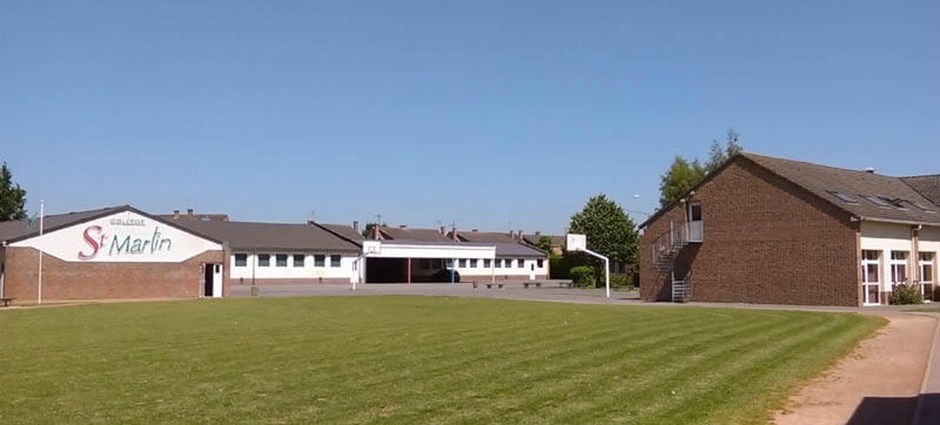 59850 - Nieppe - Collège Privé Saint-Martin