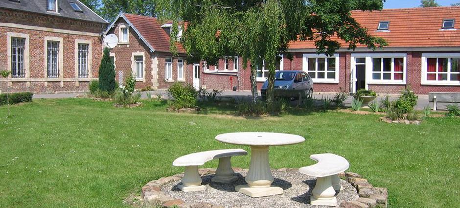 60310 - Beaulieu-les-Fontaines - Maison Familiale Rurale