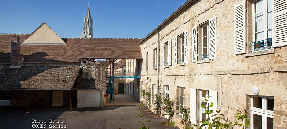 60300 - Senlis - École Notre-Dame du Sacré-Cœur
