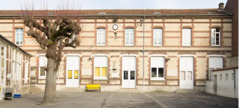 60200 - Compiègne - Ecole Privée Sainte-Marie - Institution Jean-Paul II