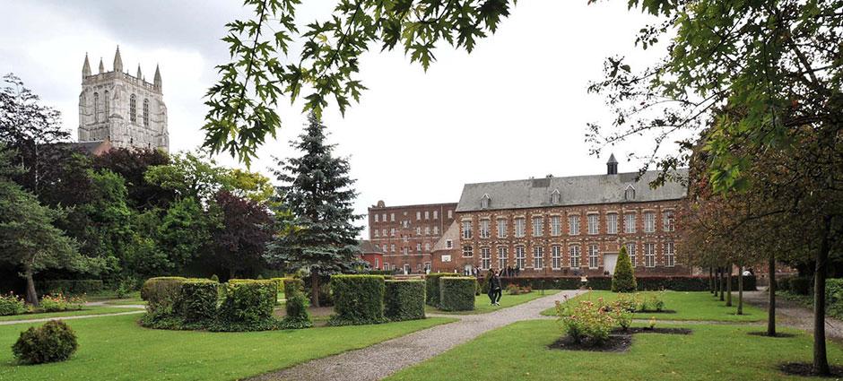 62120 - Aire-sur-la-Lys - Collège Privé Sainte-Marie
