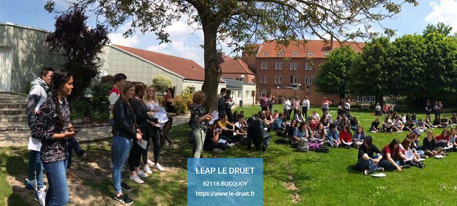 62116 - Bucquoy - Lycée Professionnel Saint Joseph