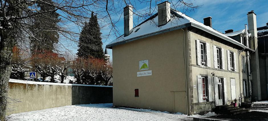 63870 - Orcines - Collège Privé Sainte-Anne