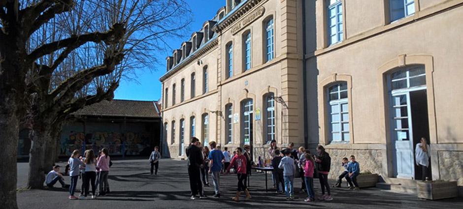 63600 - Ambert - Collège Privé Saint-Joseph Ambert