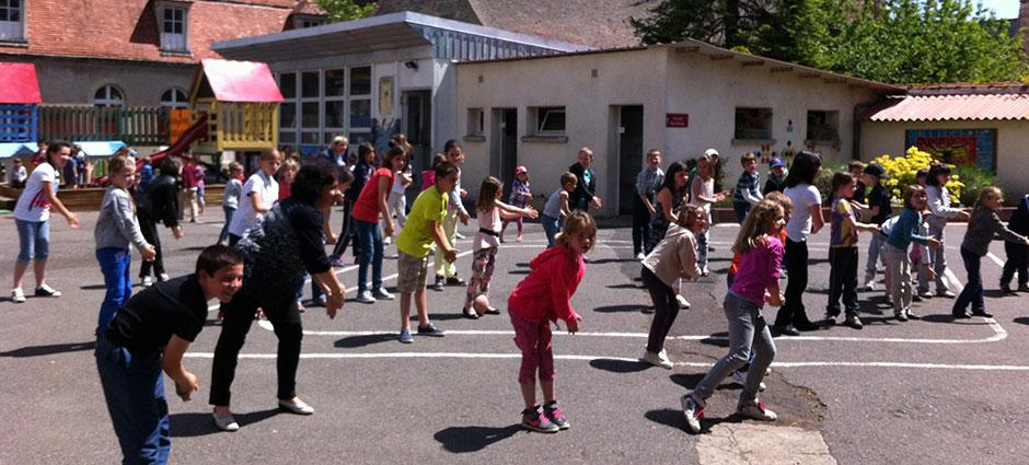 63260 - Aigueperse - École Privée Saint Louis