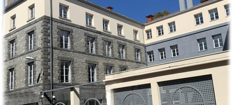 63301 - Thiers - Collège Sainte-Jeanne d'Arc