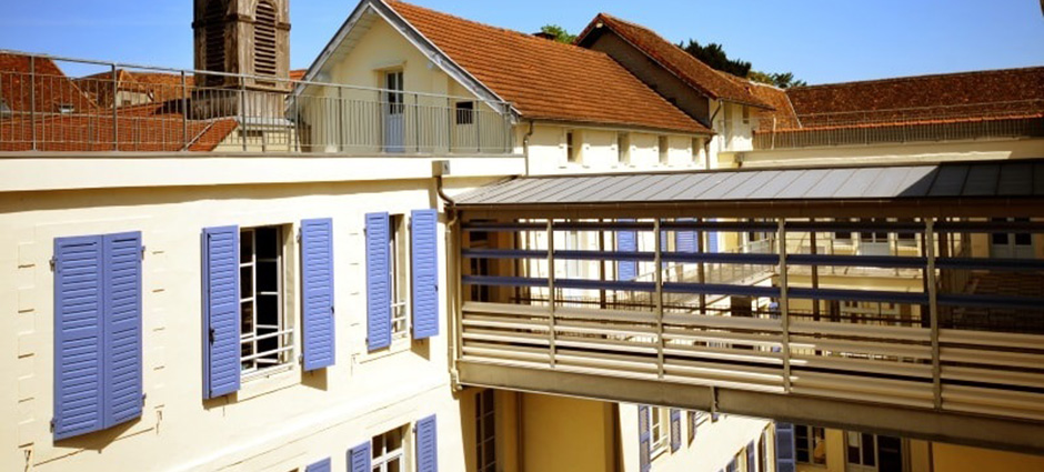 64300 - Orthez - Lycée Jeanne-d'Arc