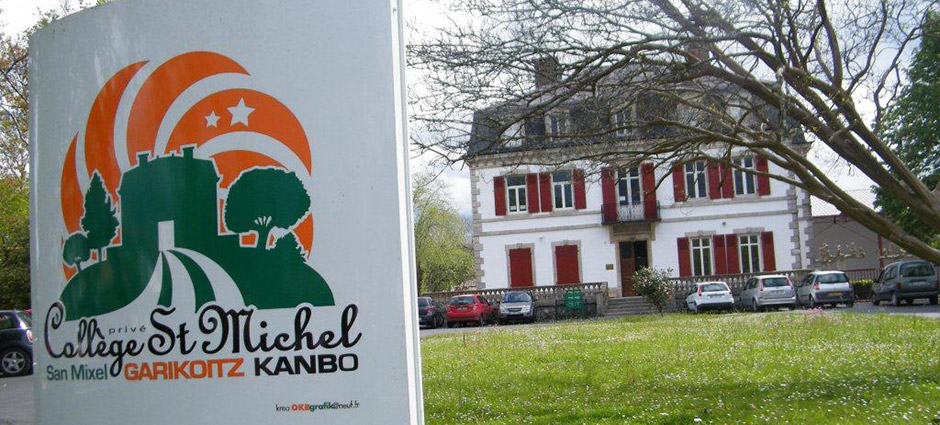 64250 - Cambo-les-Bains - Collège Privé Saint-Michel-Garicoïts